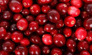 20 Amazing Health Facts About Cranberries