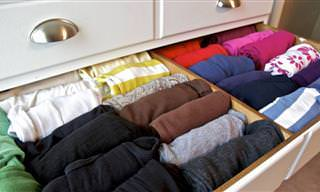 16 Tips for Easily and Efficiently Storing Winter Clothes