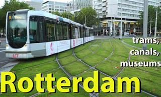 Rotterdam's Trams Are the Perfect Way to Explore the City