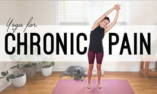 Yoga for Chronic Pain: Gentle Practice to Soothe and Calm