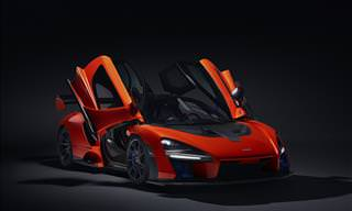 McLaren Launches the Amazing Senna Hypercar