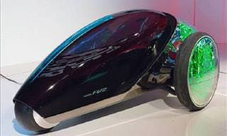 12 Awesome Futuristic Cars