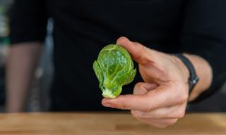 A Delicious New Way to Eat Brussels Sprouts