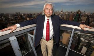 12 of Life's Biggest Questions Tackled By Michio Kaku