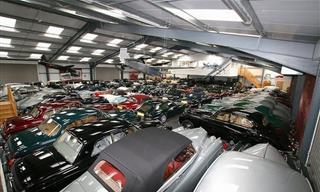 This Man Sold an Incredible Car Collection