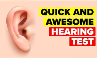 Test Your Hearing: Can You Hear that Last Sound?