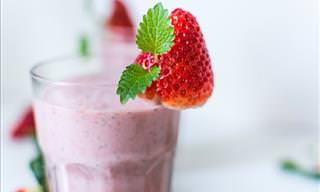 5 Ingredients to Add to Your Smoothies for Better Skin & Healthy Locks