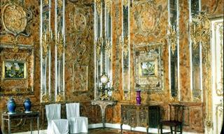 The Amber Room Is The World's Greatest Lost Treasure