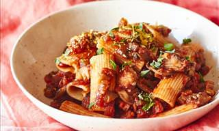 This Vegan Bolognese Will Leave You Hungry for More