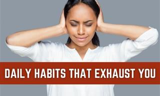 7 Overlooked Daily Habits That Drain Your Energy