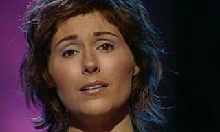 A Beautiful Singing Performance by Sissel Kyrkjebo