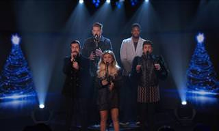 'God Rest Ye Merry Gentlemen' by Pentatonix