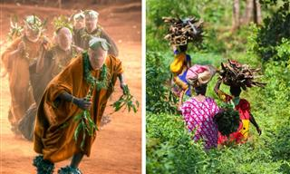 Photographer Beautifully Captures the Spirit of Cameroon