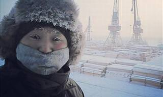 Life in Oymyakon - the World's Coldest Village