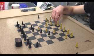 Remote Control Chess - Future of Game boards?
