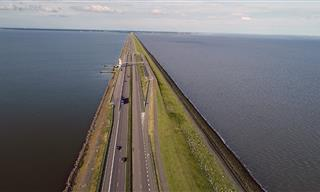 The Massive Afsluitdijk Dam Is Getting an Awesome Upgrade