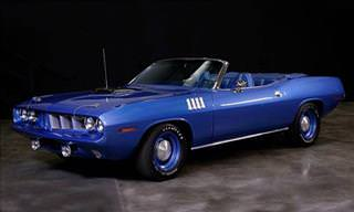 15 of the Most Expensive Muscle Cars Ever Sold
