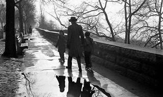 Beautiful Black & White Photos of '50s New York
