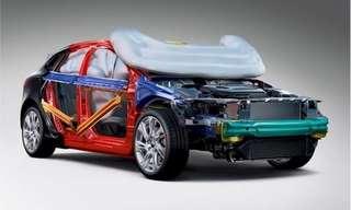 A Safety Revolution - The Pedestrian Airbag!