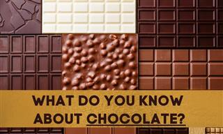 QUIZ: How Much Do You Know About Chocolate?