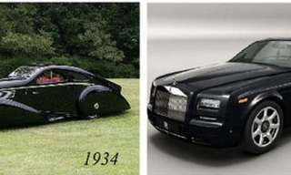 Which Car Do You Prefer: Classic or Modern?