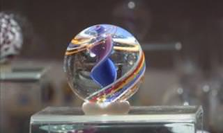 The Art of Glassblowing: How Glass Marbles Are Made Live