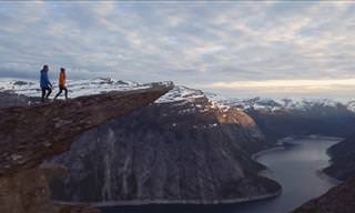 Norway's Incredible Fjords as You've Never Seen Them!