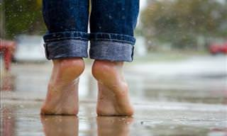7 Signs Warning Signs by Our Feet