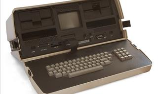 The Very First Portable Computers and Laptops Designed!