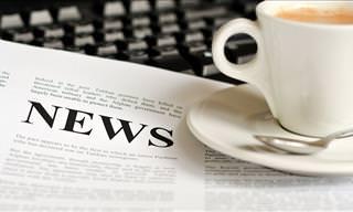 The World News Headlines on April 13th, 2017