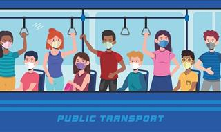 These Tips Will Lower Your COVID-19 Risk in Public Transit