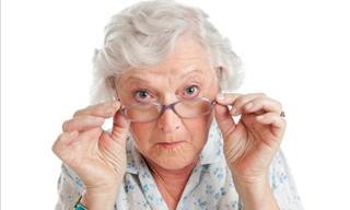 Joke: When Grandma Comes Over...
