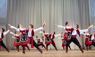This Serbian Dance is Poetry in Motion and a Lot of Fun!