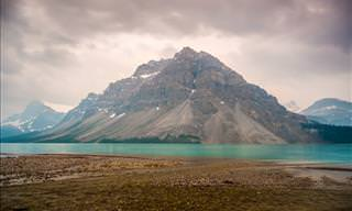 The Breathtaking Canadian Rockies