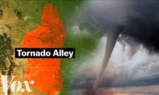 Tornadoes are Awfully Common in the US, But Why?