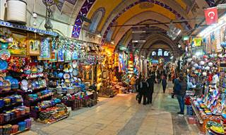 Get Lost in the World's Most Magical Marketplaces!
