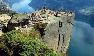 Pulpit Rock - An Amazing Destination!