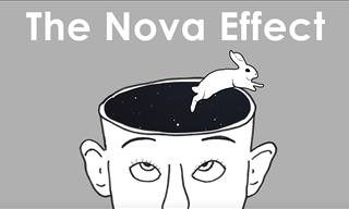 The Nova Effect: How Good and Bad Go Hand in Hand