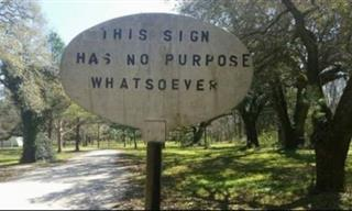 12 Side-Splitting Signs to Tickle Your Funny Bone