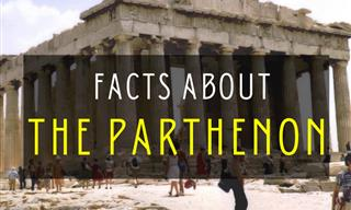 12 Interesting Details About the Legendary Parthenon of Athens