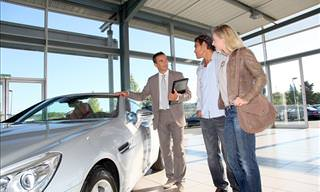 Tricks to Help You Outsmart a Car Salesman