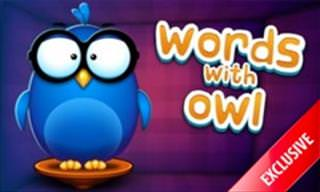 Game: Words with Owl