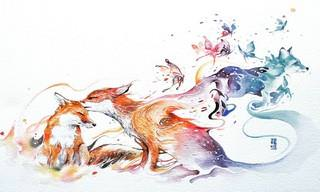 Collection of Dazzling Artworks Depicting Animals