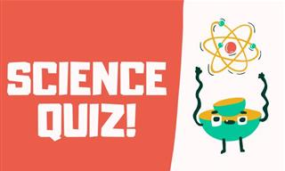 Test Your Knowledge With Our General Science Quiz!