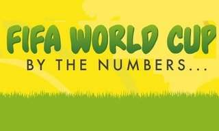 Fifa World Cup 2014 By the (Huge) Numbers