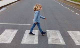 Why You Shouldn't Let Your Child Cross a Street Alone