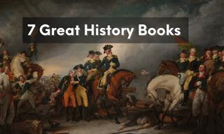 These Are Some of the Most Fascinating Books on History