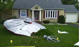 20 Out-of-this-World Halloween Decorations You'll Love