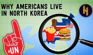 Who Are the Americans That Live in North Korea?