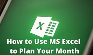 MS Excel: A Computer Program With a Ton of Personal Uses